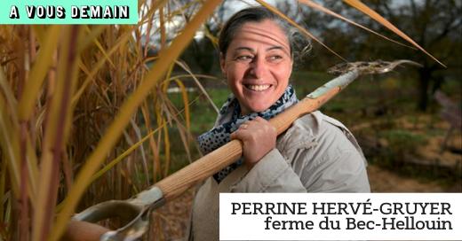 Perrine Hervé Gruyer