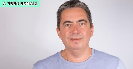 Jean Guy Vataux, Médecins sans frontières, sur le podcast A Vous Demain